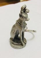 Отдается в дар Брелок «Кошка» из Египта