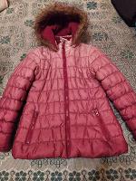 Отдается в дар Куртка для девочки 128
