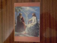 Отдается в дар Евангельский сюжет на деревянной основе