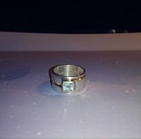 Отдается в дар Прочные серебряные кольца
