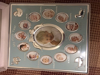 Отдается в дар Рамка для фотографий новорожденного