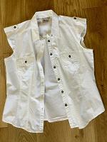 Отдается в дар Блузка, рубашка женская, ETAM, р-р: M