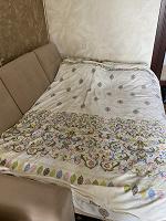 Отдается в дар Двуспальный комплект постельного белья