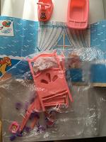 Отдается в дар Набор для детской для кукол Барби