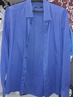 Отдается в дар Рубашка фирменная, размер 50-52