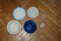 Керамическая и стеклянная посуда