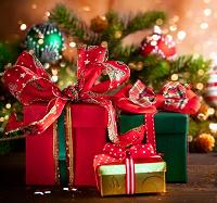 Отдается в дар Рождественский подарок