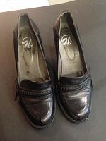Отдается в дар Туфли черные