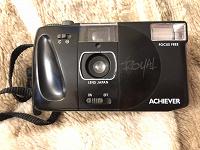 Отдается в дар Фотоаппарат пленочный