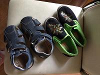 Отдается в дар Размер 32 сандалии и слипоны