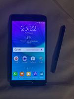 Отдается в дар Смартфон Samsung galaxy note 4