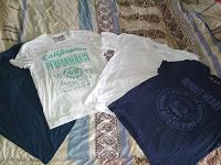 Отдается в дар 4 мужские футболки р.50-52