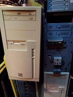 Отдается в дар Неисправный системный блок (компьютер) socket 478