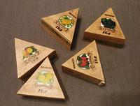 Деревянные коробочки