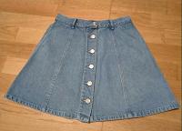 Отдается в дар джинсова спідничка на худеньку дівчину