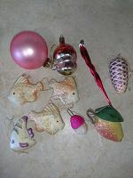 Отдается в дар старые елочные игрушки
