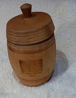 Отдается в дар Бочонок без мёда деревянный.