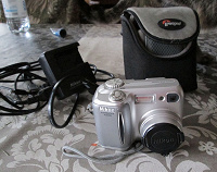 Отдается в дар Фотоаппарат Nikon E4300
