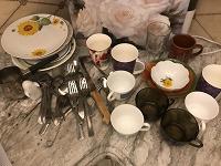 Отдается в дар Посуда и столовые приборы для дачи