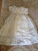 Отдается в дар Летнее платье р.42