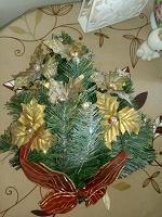 Отдается в дар Новогоднее панно