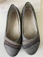 Отдается в дар Туфли размер 34