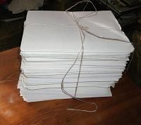 Отдается в дар бумага для творчества