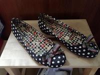Отдается в дар Туфли, материал верха — ткань
