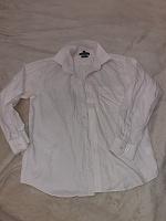 Отдается в дар Мужская рубашка 42 176/182