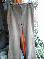 Отдается в дар брюки вельветовые р. 50