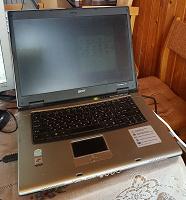 Отдается в дар Ноутбук Acer TravelMate 2450