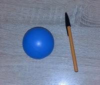 Отдается в дар Пластиковый шарик