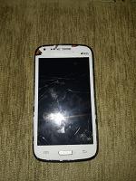 Отдается в дар Телефон Самсунг Дуос.