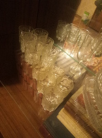 Отдается в дар Хрусталь — стекло (остатки)