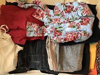 Отдается в дар Женская одежда р.40 (пакетом в одни руки)