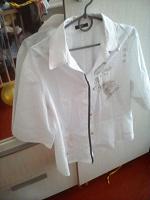Отдается в дар Блузка рубака 50-52 женская