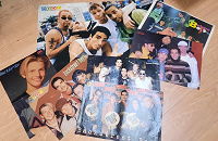 Отдается в дар Плакаты Backstreet Boys