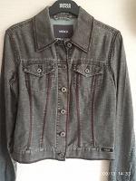 Отдается в дар Куртка из тонкой джинсы, 40 Росс.размер