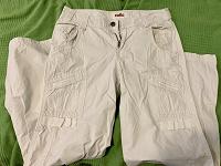Отдается в дар Белые штаны Zolla xxs, 40 размер