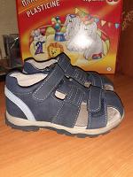 Отдается в дар Закрытые сандалии для мальчика. 27