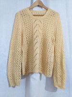 Отдается в дар Вязаный свитер теплый