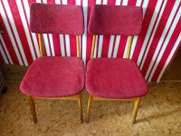 Отдается в дар Два деревянных стула…