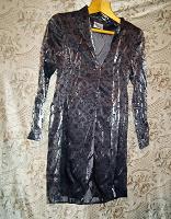 Отдается в дар Женский нарядный костюм.