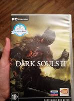 Отдается в дар Диск Dark Souls 3