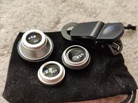 Отдается в дар Объективы для камеры телефона