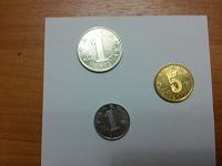 Отдается в дар Набор из 3 китайских монет.