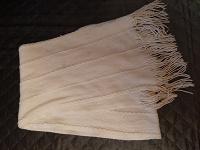 Отдается в дар Белый шарф