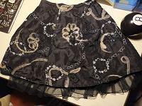 Отдается в дар юбки на девочку