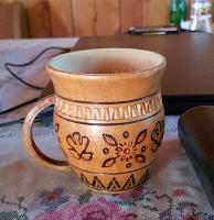 Отдается в дар Чашка деревянная, небольшая.