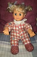 Отдается в дар Кукла мягкая